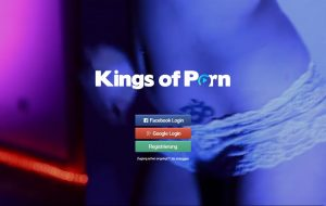 Kings of Porn Startseite